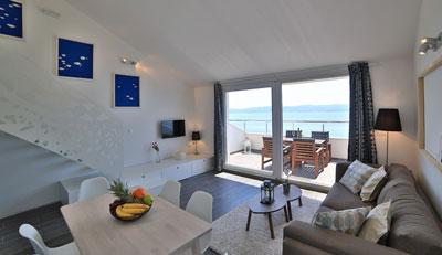 Jolara - Loft beautiful suite-sea view